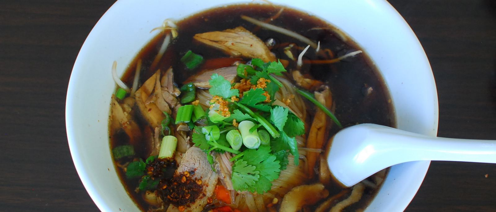 Duck Noodle Soup atRodded in Thai Town