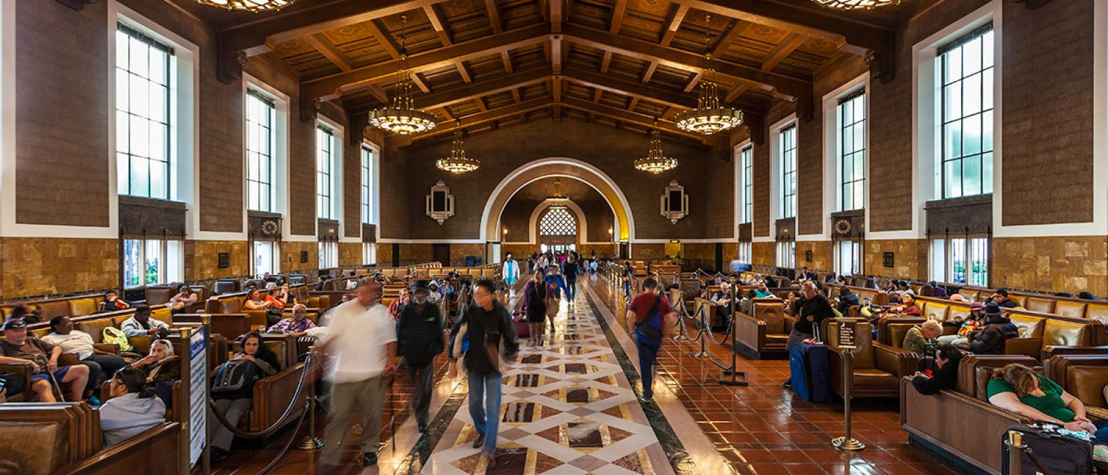 Grand Waiting Room at Union Station
