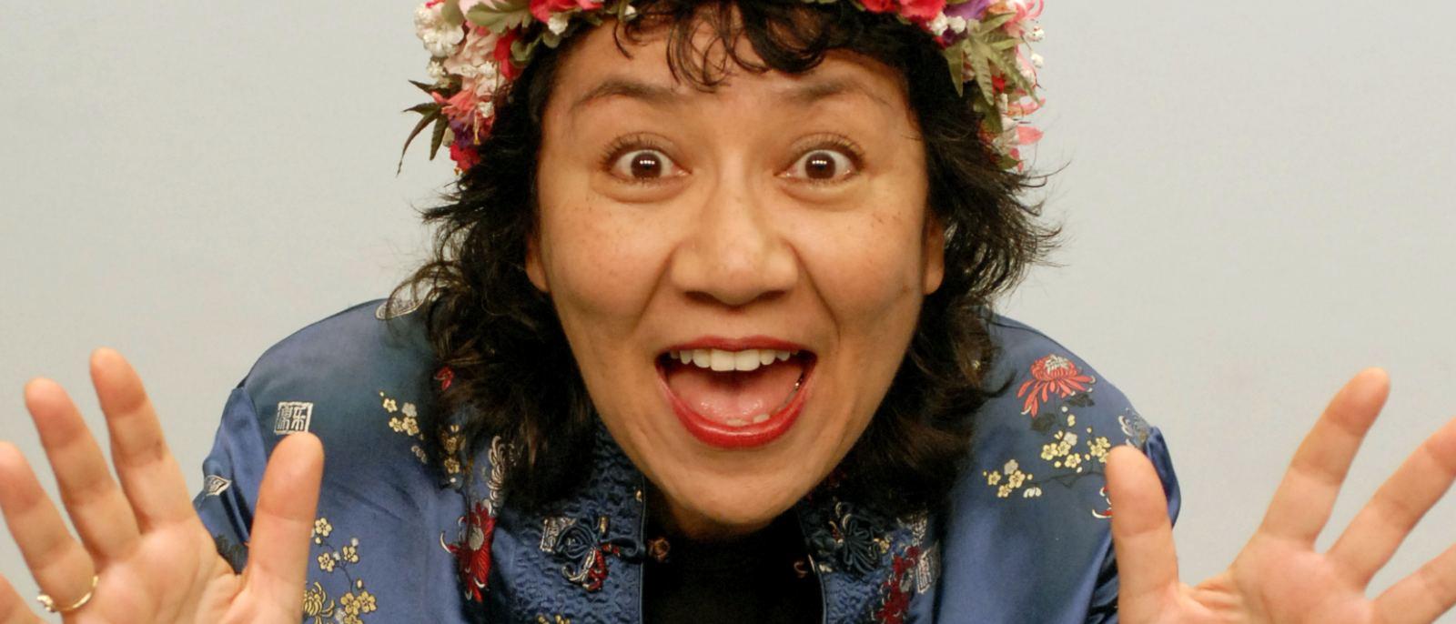 Storyteller Barbara G. Wong