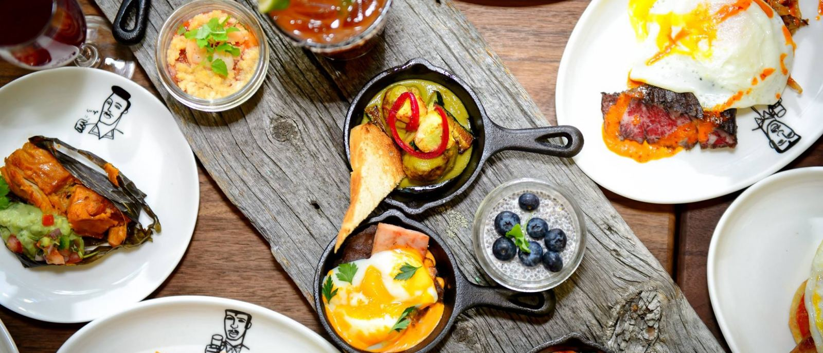 Unlimited small plates for Mother's Day Brunch at Border Grill in DTLA
