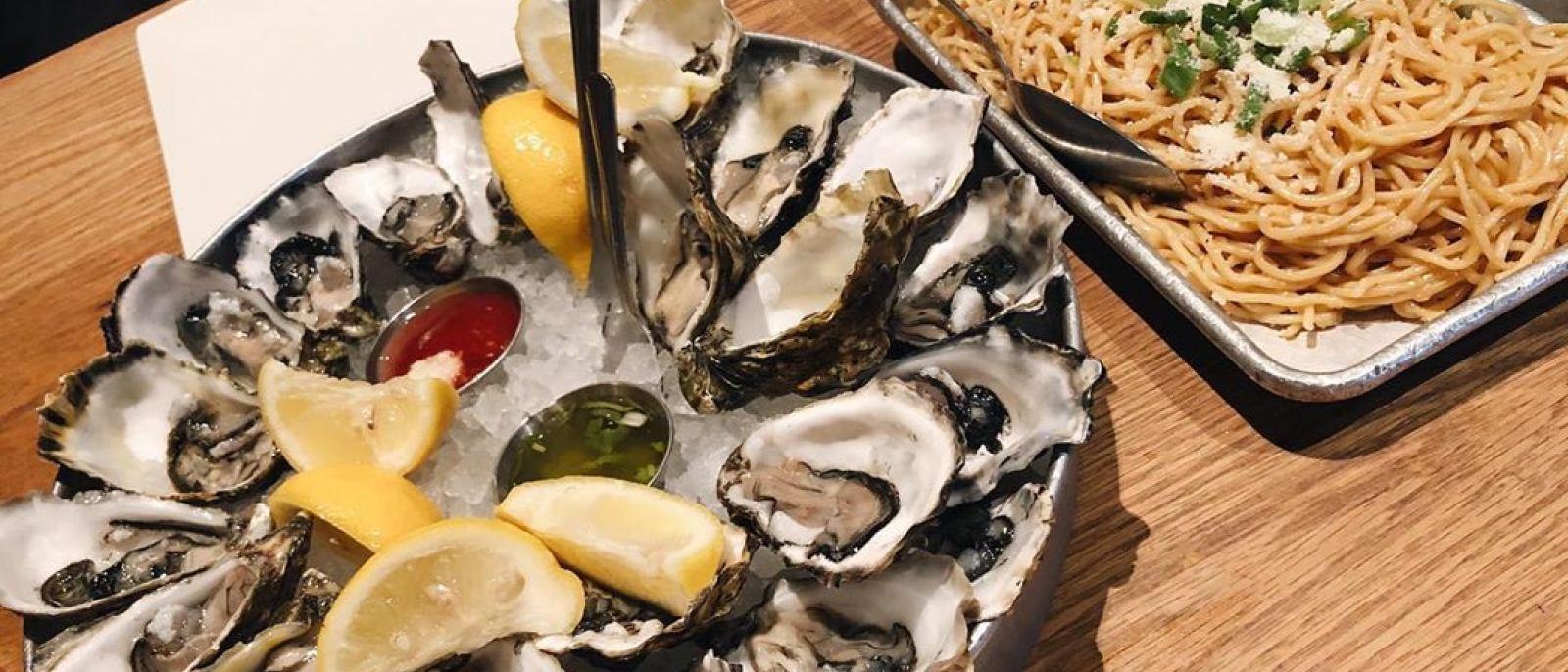 EMC Seafood & Raw Bar in Koreatown | Photo: @graceyourself_, Instagram