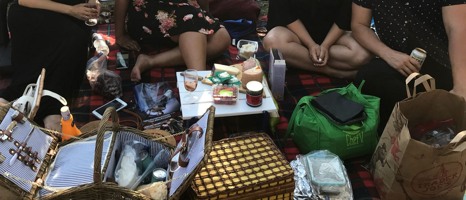 Picnic at Griffith Park Free Shakespeare Festival
