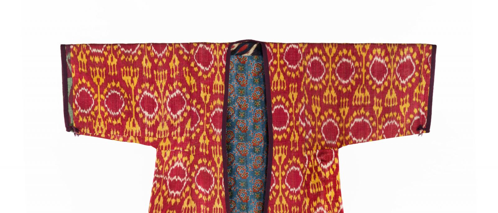 LACMA Power of Pattern robe