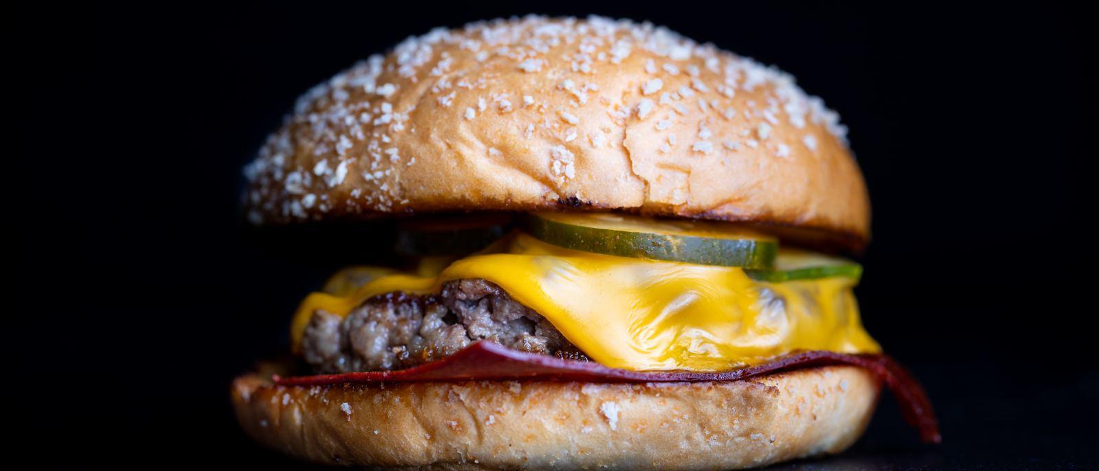 PCB (Plan Check Burger) at Plan Check Kitchen + Bar