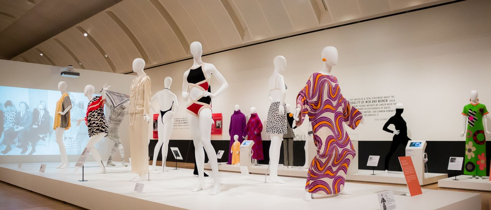 Fearless Fashion: Rudi Gernreich | Photo: Skirball Cultural Center, Facebook