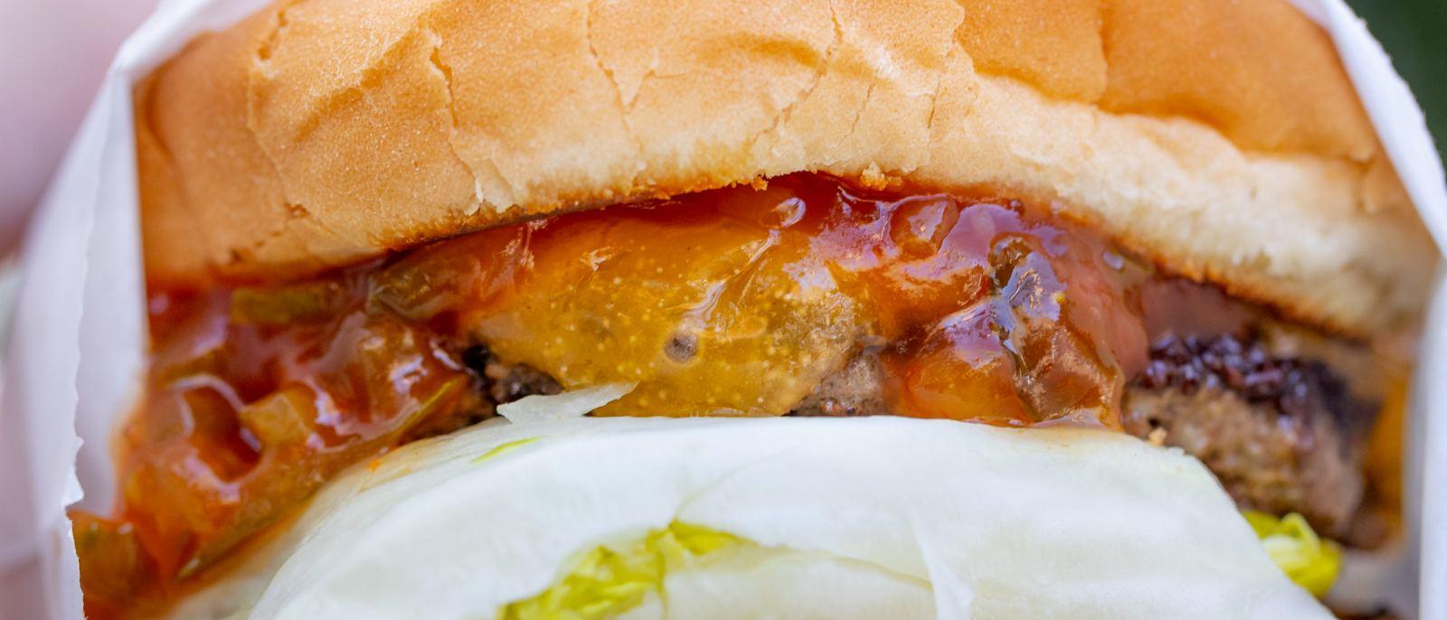 Steakburger at The Apple Pan