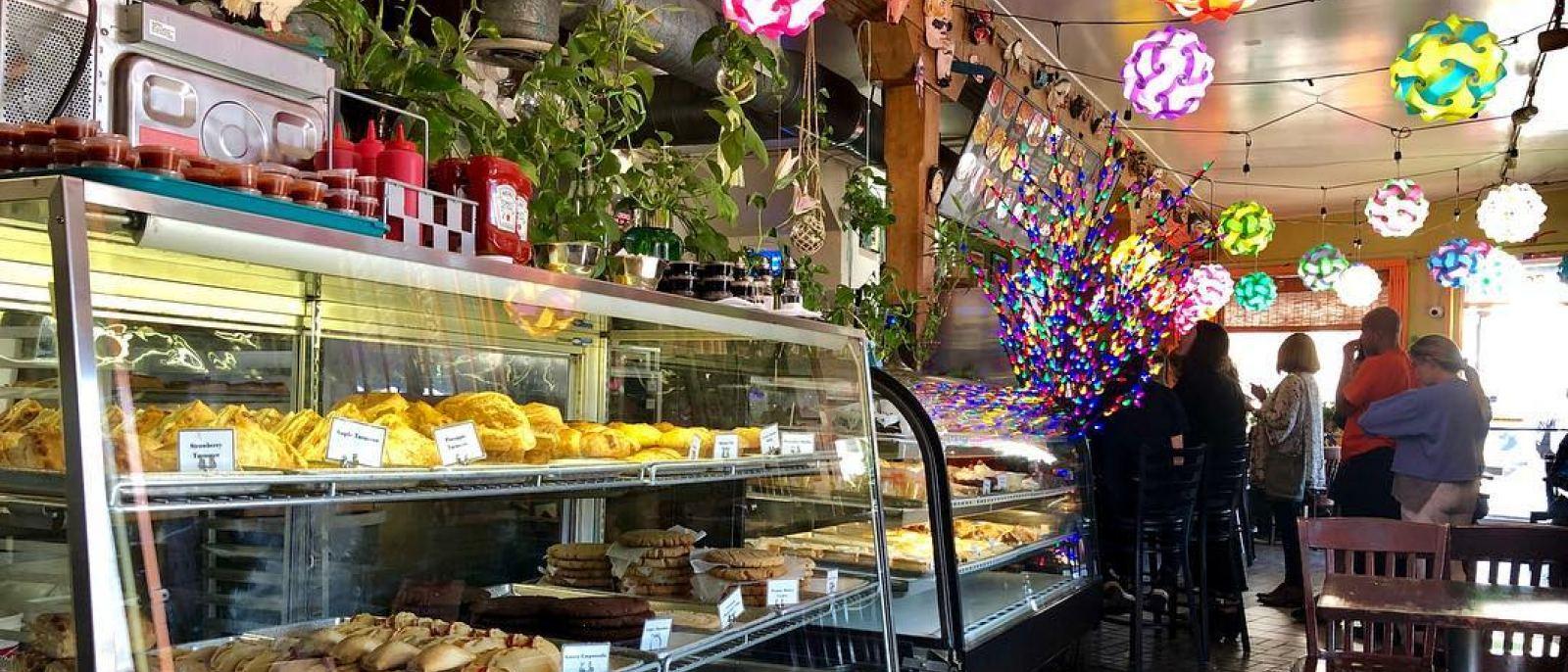 Café Tropical Silver Lake pastries