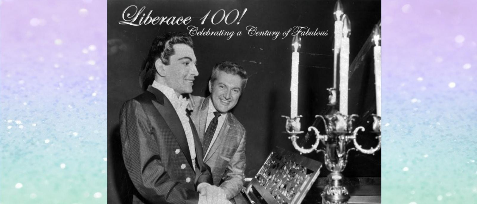 Liberace 100! at the Central Library