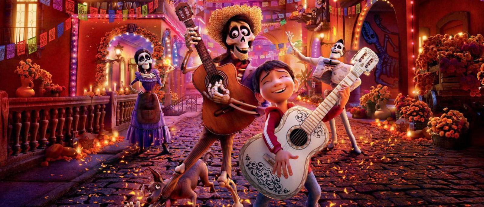 """Disney/Pixar's """"Coco"""""""