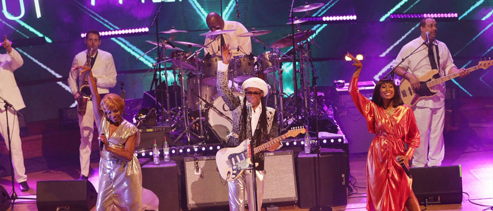 """""""Freak Out"""" with Nile Rodgers & CHIC"""