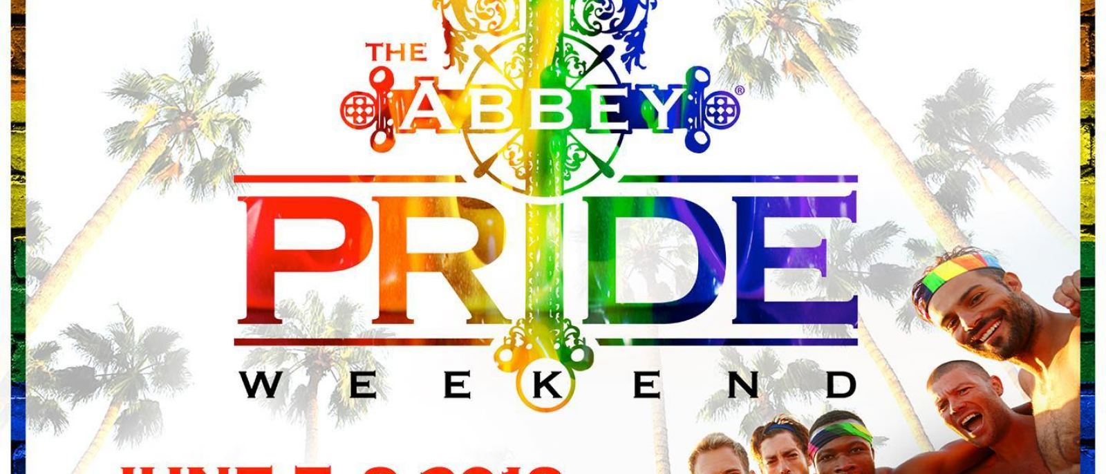 The Abbey Food & Bar Pride Weekend 2019