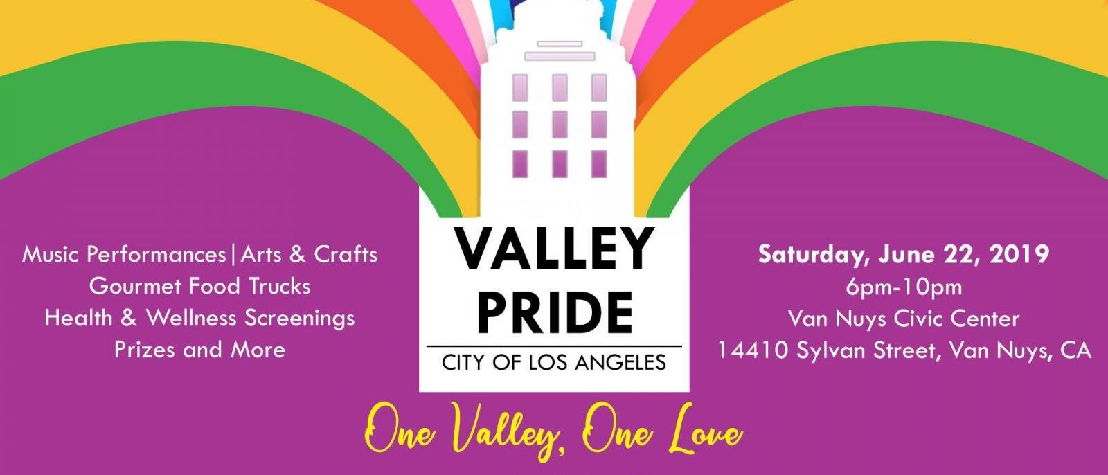 Valley Pride 2019