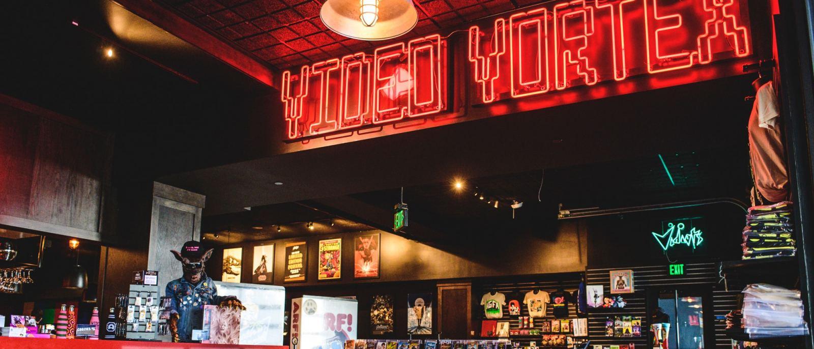 Video Vortex | Photo: Alamo Drafthouse Los Angeles