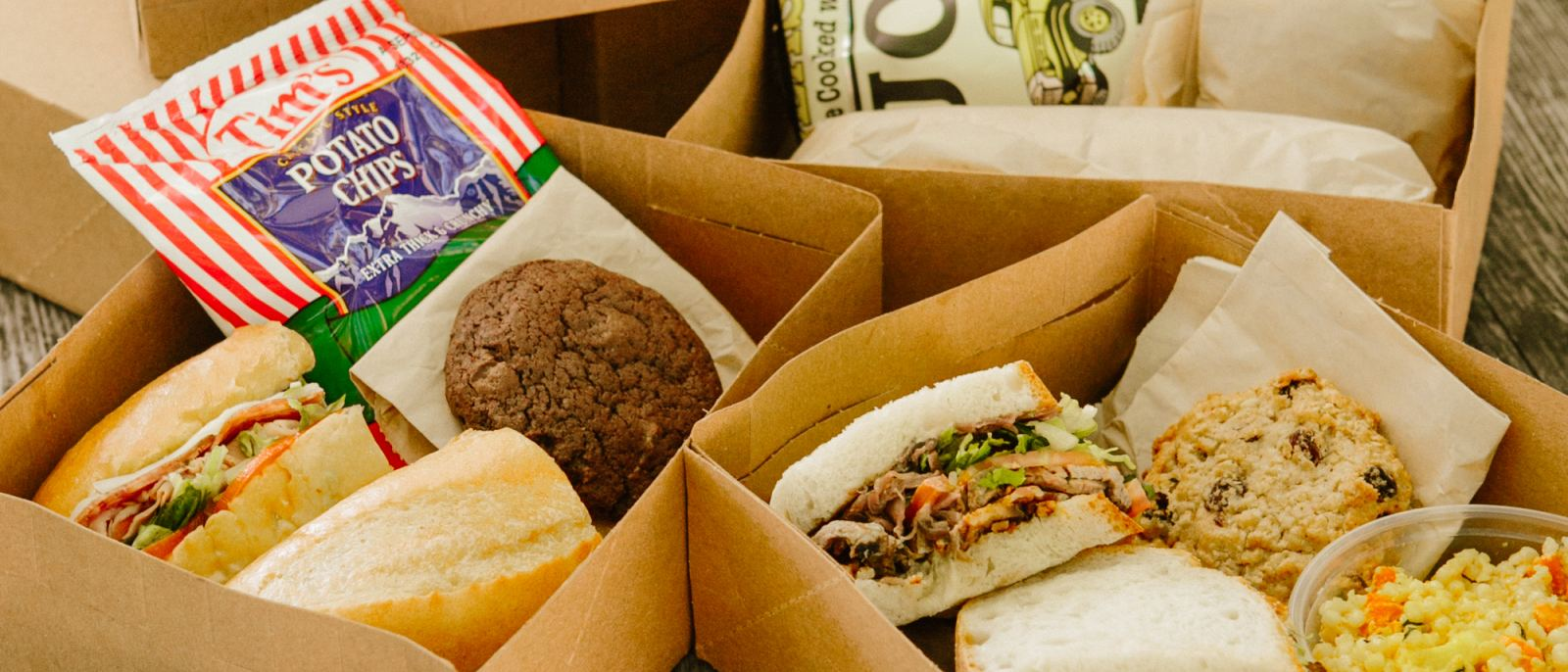 Mendocino Farms Picnic Boxes