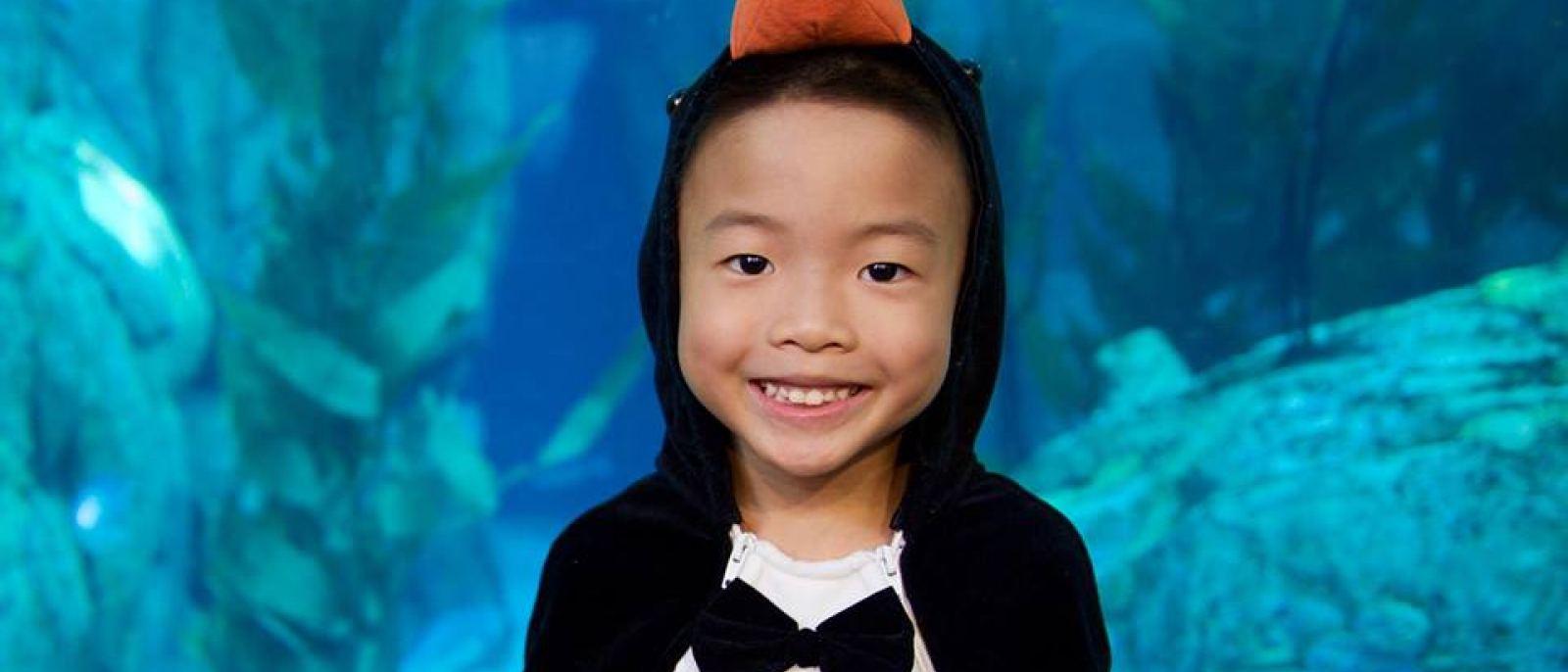 Halloween Family Night at Aquarium of the Pacific