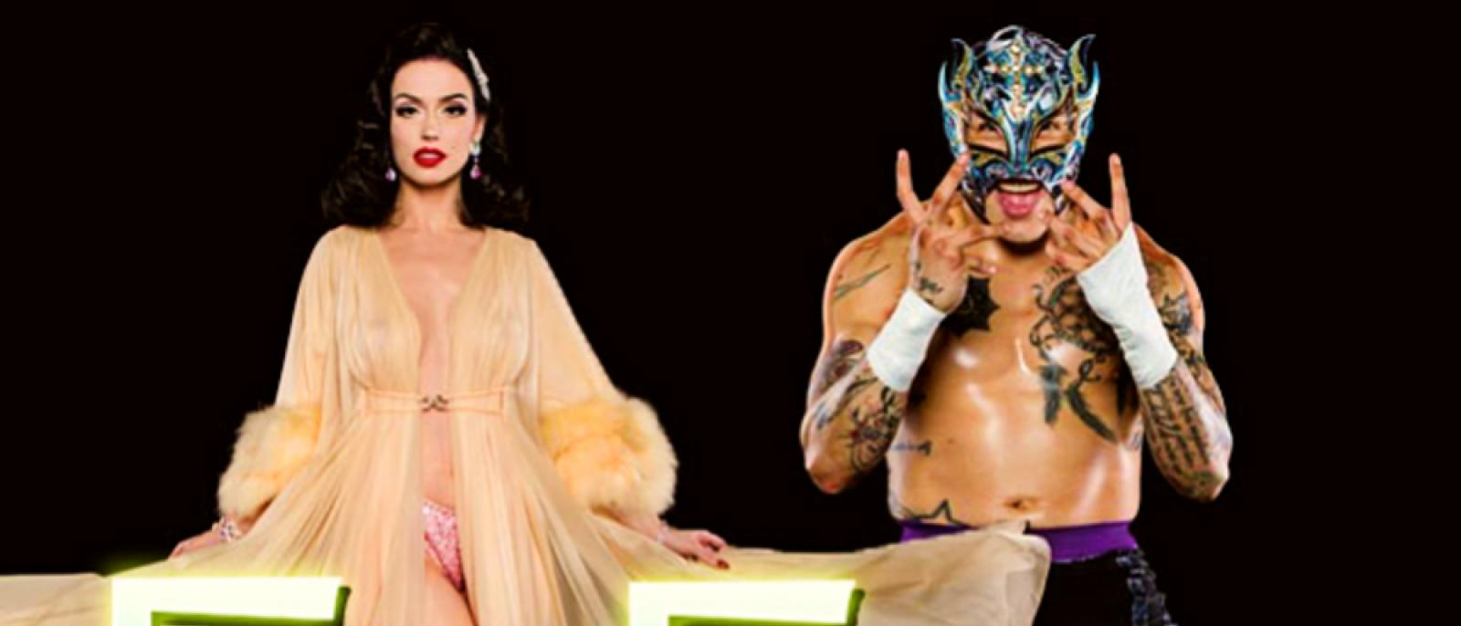 Lucha VaVOOM: Fiesta Fantasma at The Mayan