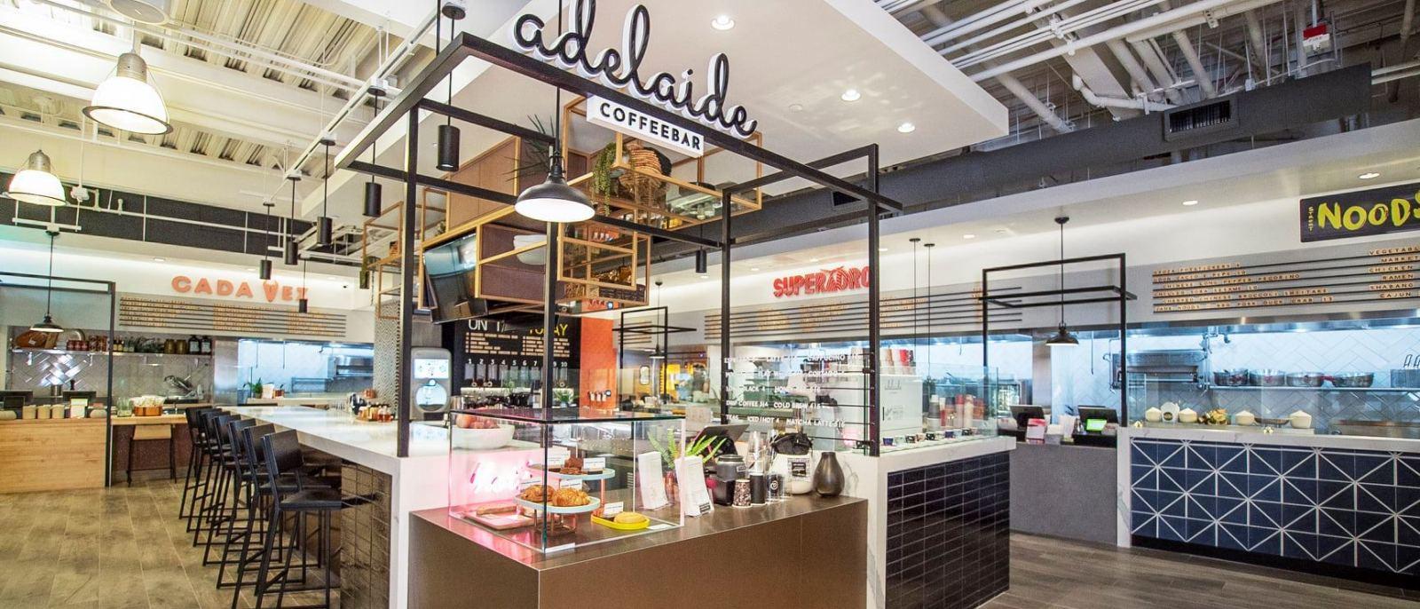 Adelaide Coffeebar at SOCIALEATS in Santa Monica