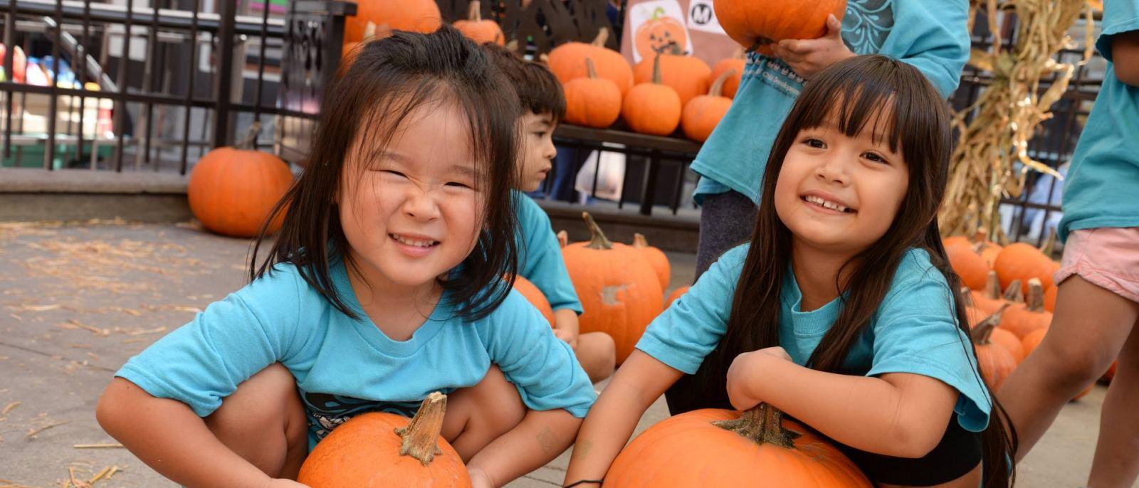 Haunted Little Tokyo Pumpkin Patch at Japanese Village Plaza