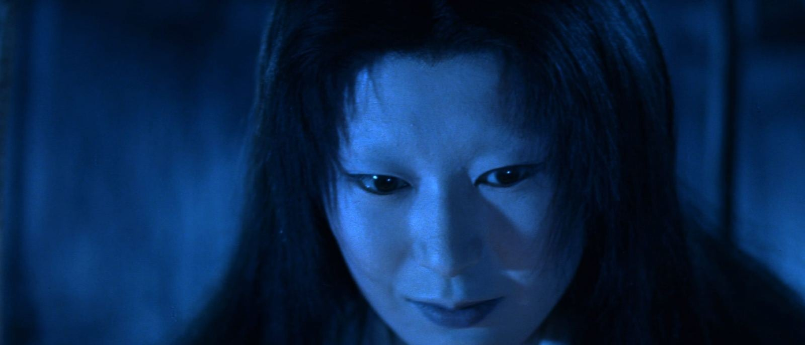 """""""The Woman of the Snow"""" from """"Kwaidan"""" (1965)"""