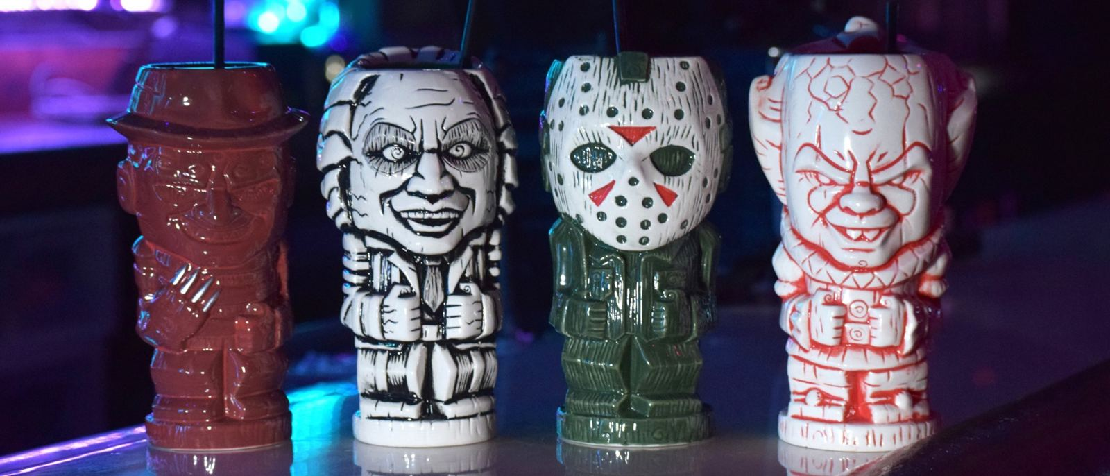 Spooky Tiki Night at Scum & Villainy Cantina