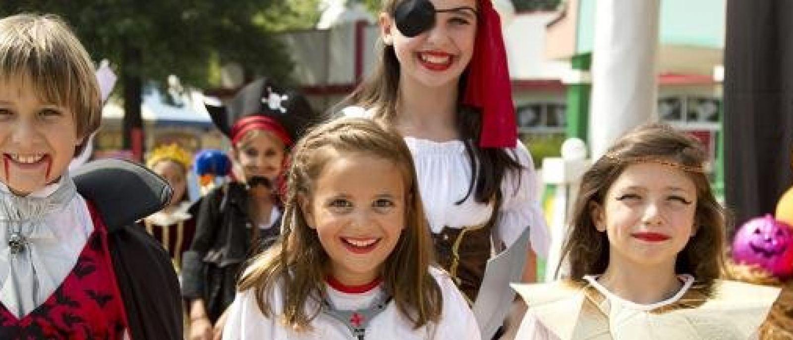 Trick or Treat Masquerade at Six Flags Magic Mountain