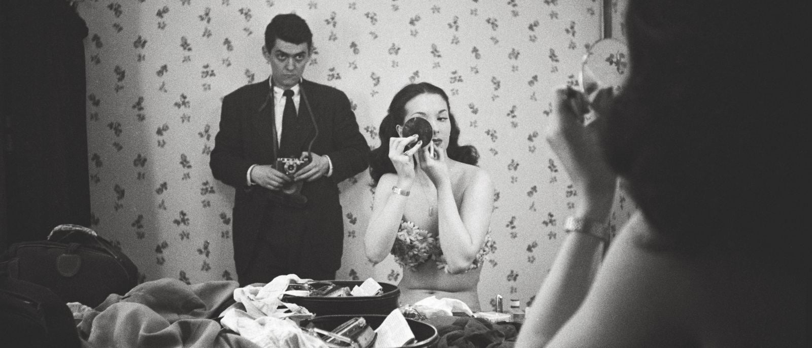"""Stanley Kubrick """"Rosemary Williams, Show Girl"""" at the Skirball Cultural Center"""