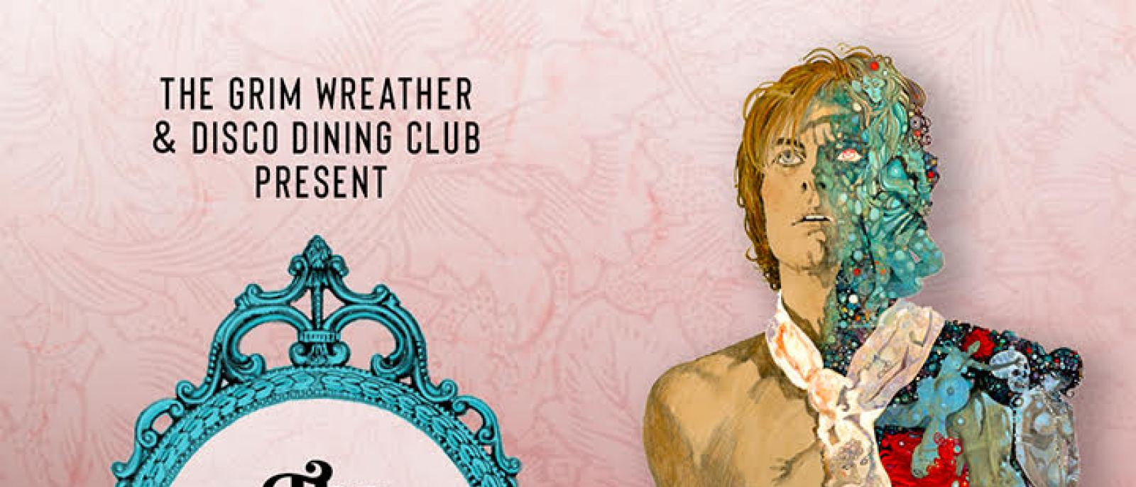 "Disco Dining Club ""The Depraved Attic of Dorian Gray"""