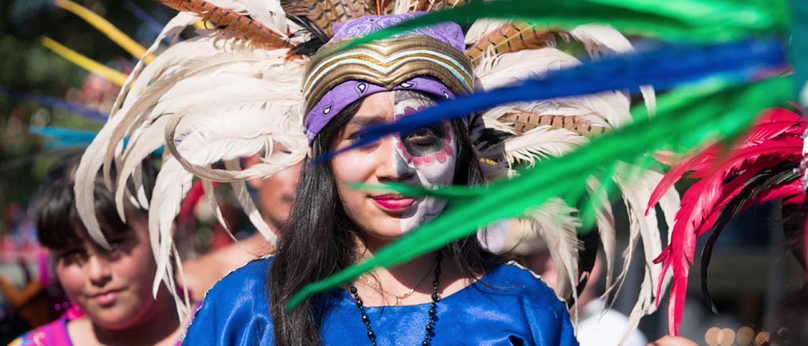 Día de los Muertos Festival at Main Street Canoga Park