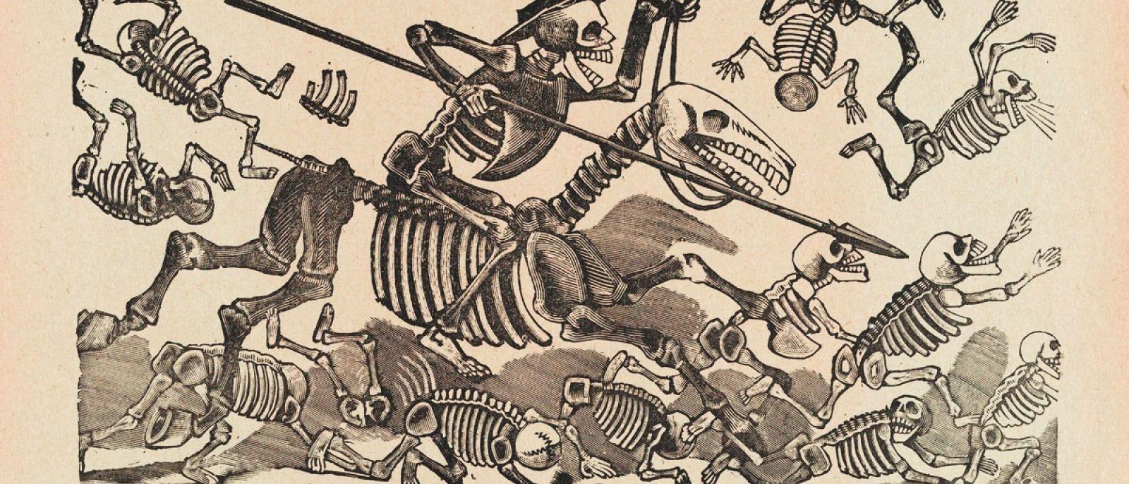 Quixote: Day of the Dead at Clifton's Republic