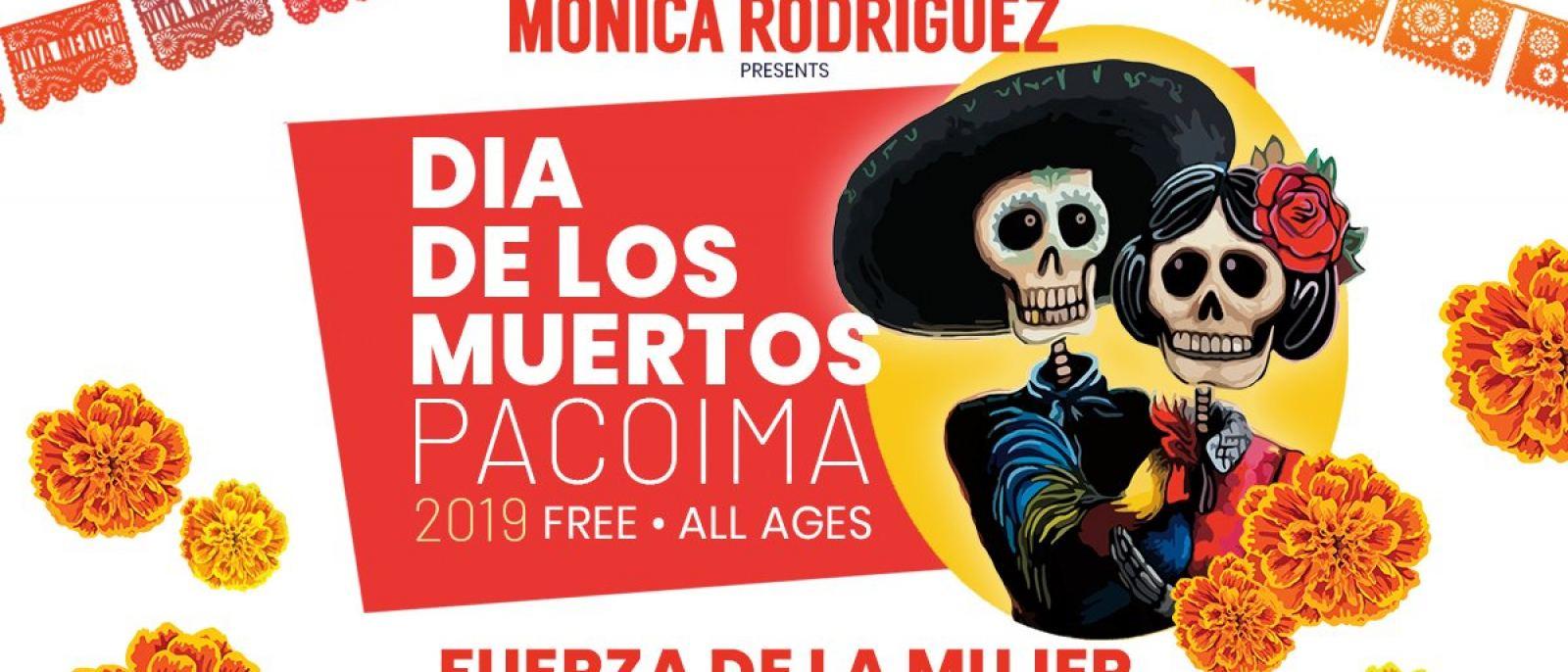 Día de los Muertos Arts & Music Festivalat Pacoima City Hall