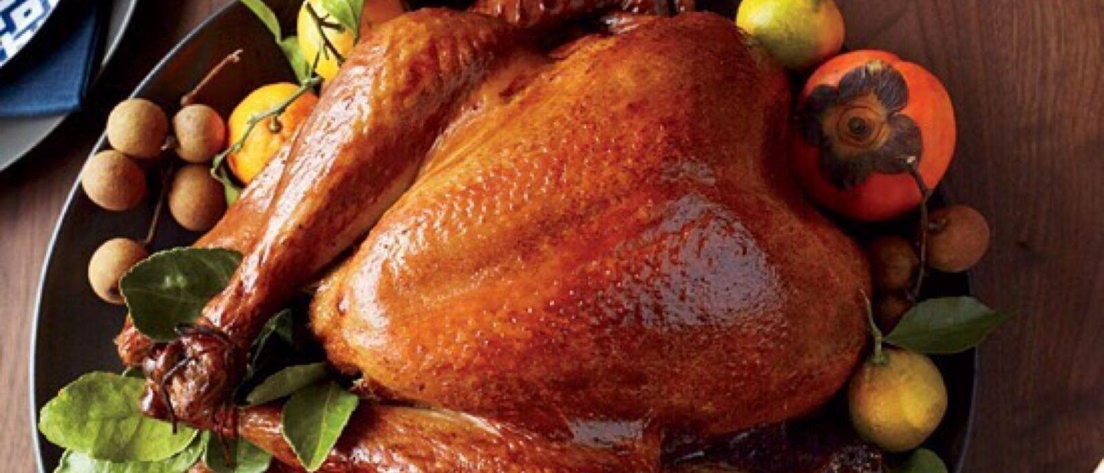 Thanksgiving Feast at Saddle Peak Lodge