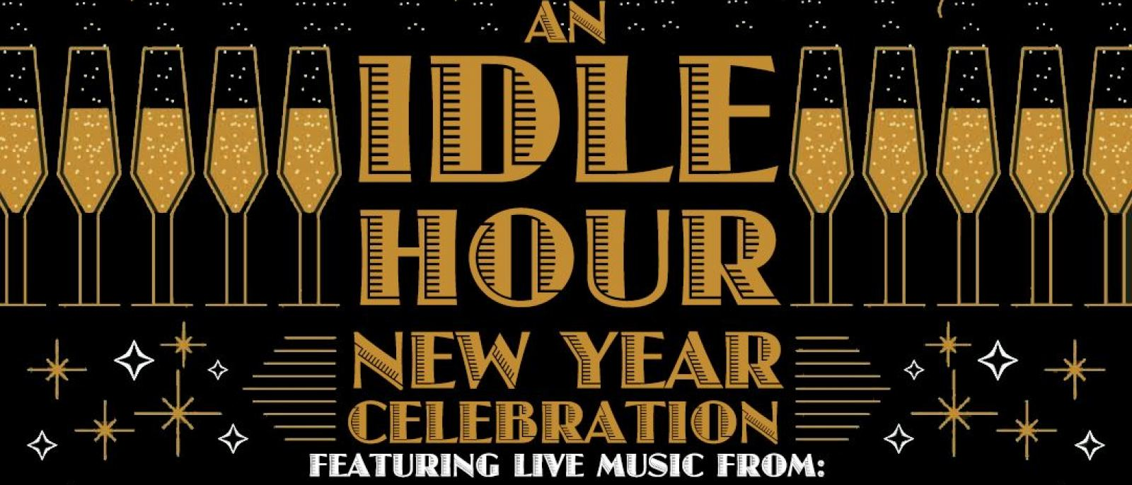 NYE 2020 at Idle Hour in North Hollywood