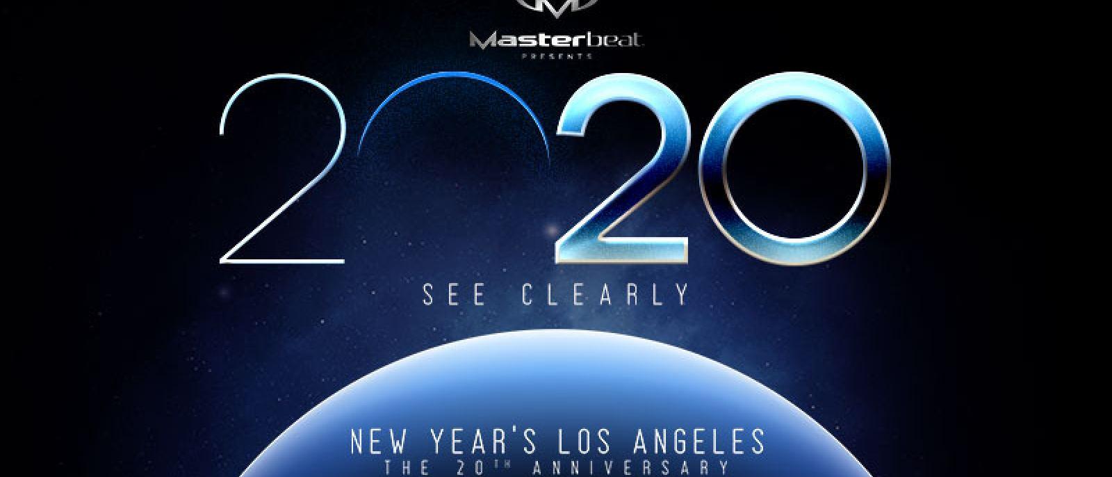 Masterbeat 2020 NYE Los Angeles