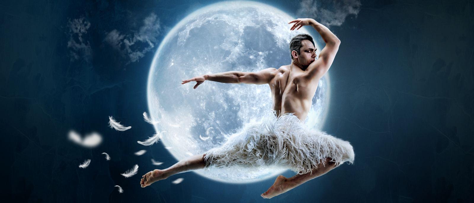 """Matthew Bourne's Swan Lake"" at the Ahmanson Theatre"