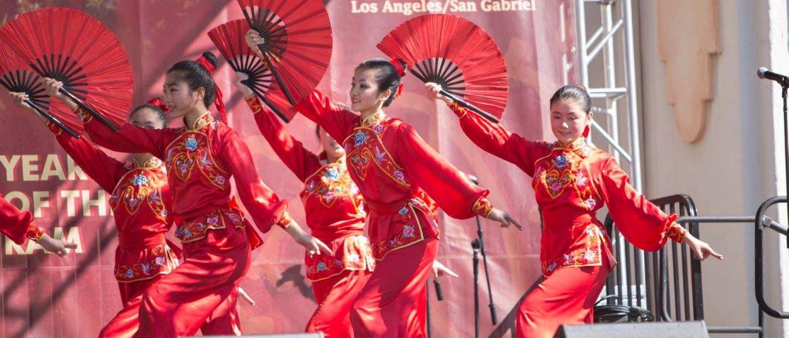 San Gabriel Lunar New Year Festival
