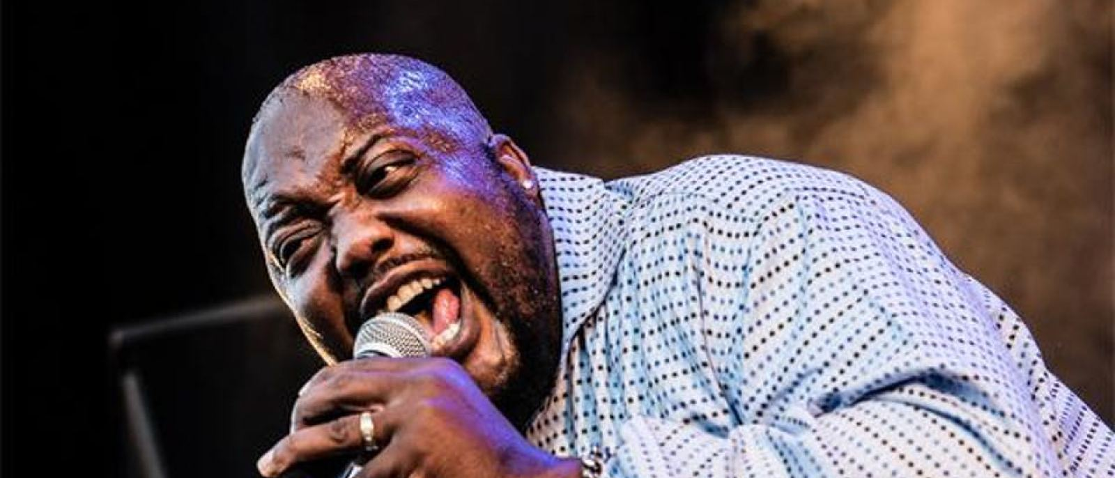 Sugaray Rayford peforms at The Mint on NYE 2020