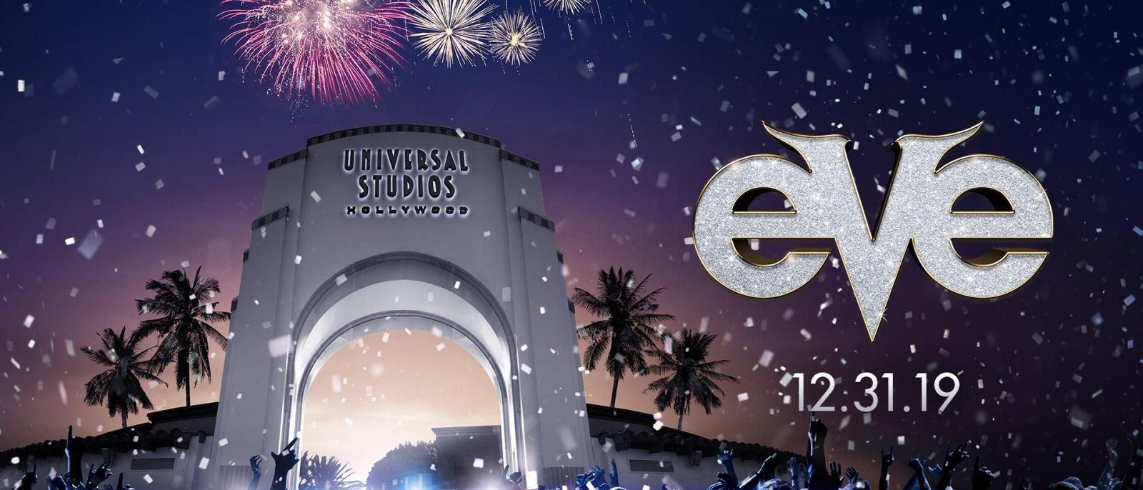 EVE 2020 Universal Studios Hollywood