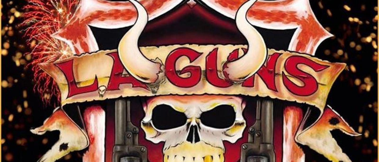 L.A. Guns NYE show at the Whisky A Go-Go on the Sunset Strip