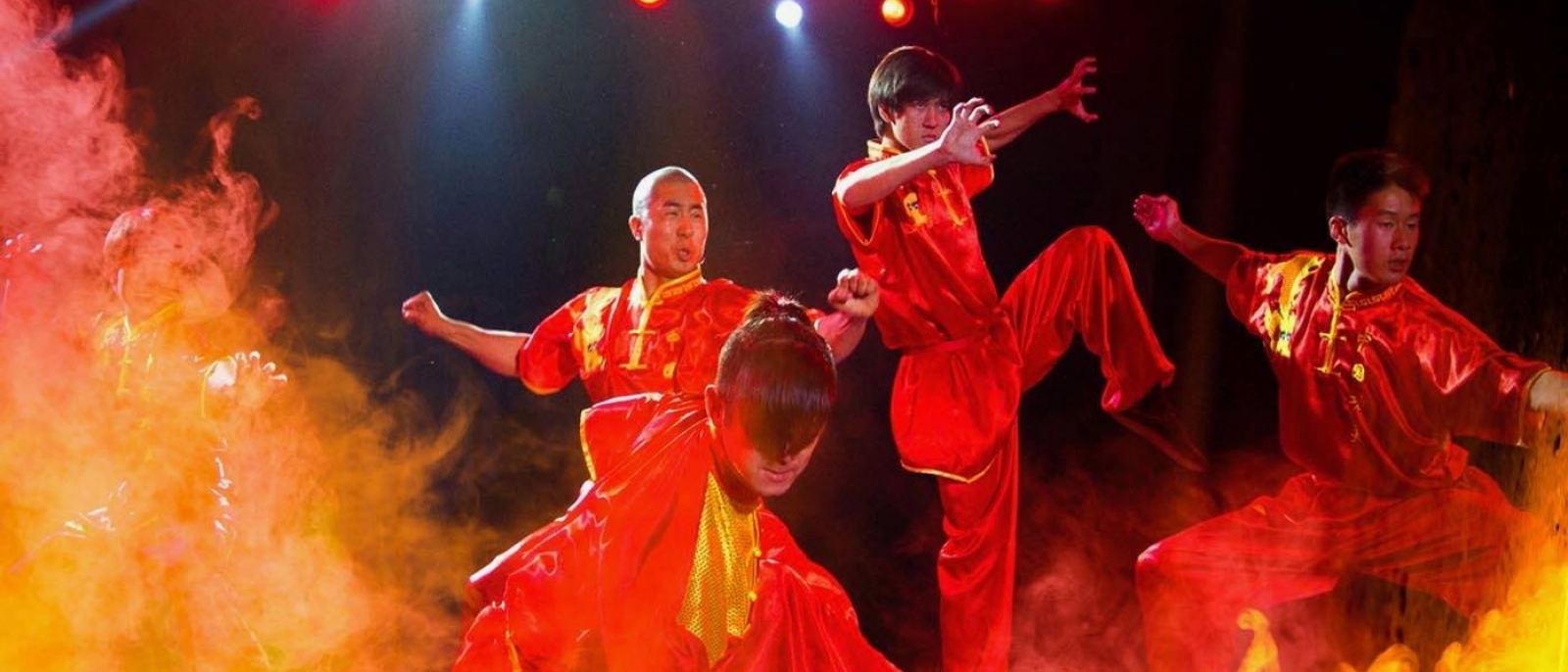 Chinese New Year: Shanghai Nights featuring Wushu Shaolin Entertainment at The Queen Mary