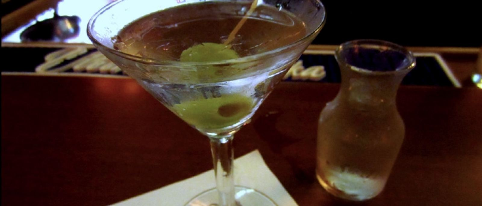 Martini at Musso & Frank Grill