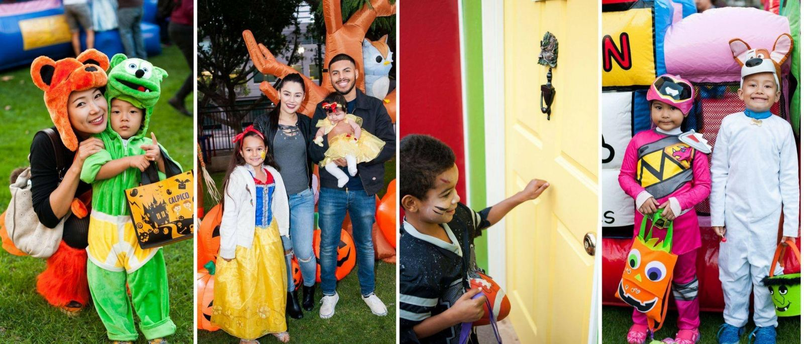 Halloween Party for DTLA Kids | Photo courtesy of DowntownLA.com