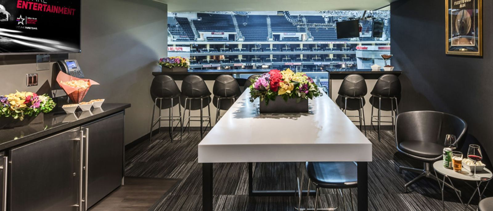 VIP Suite | Photo: STAPLES Center