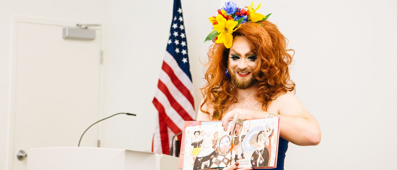 Drag Queen Story Hour at WeHo Library
