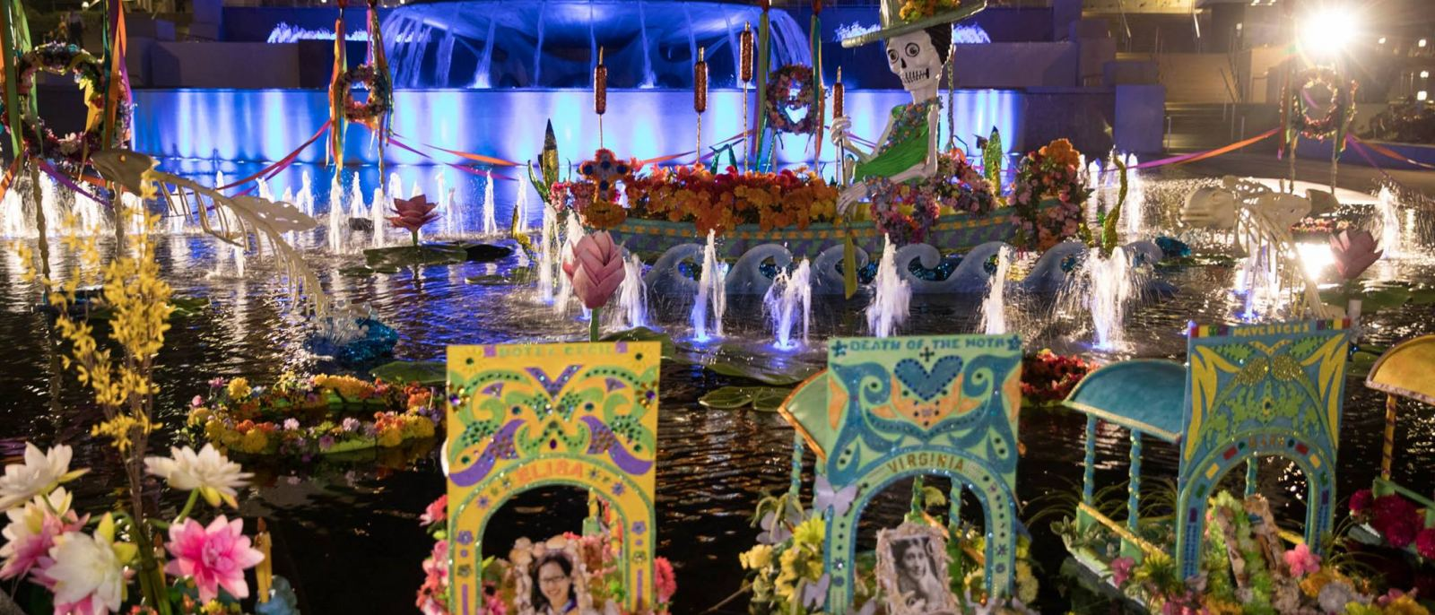 Downtown Día de los Muertos at Grand Park