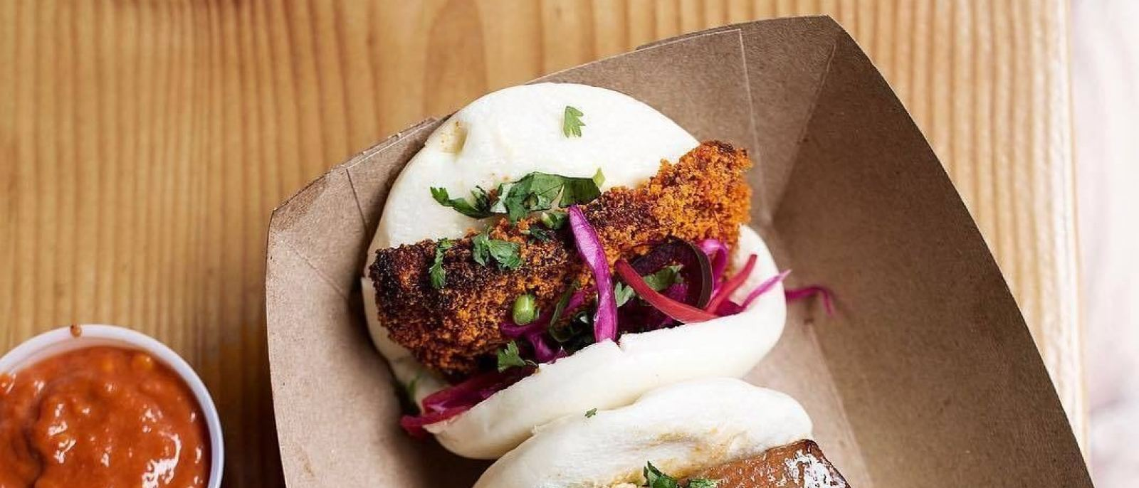 Baohaus Far East Plaza | Photo: @cookingwithcocktailrings