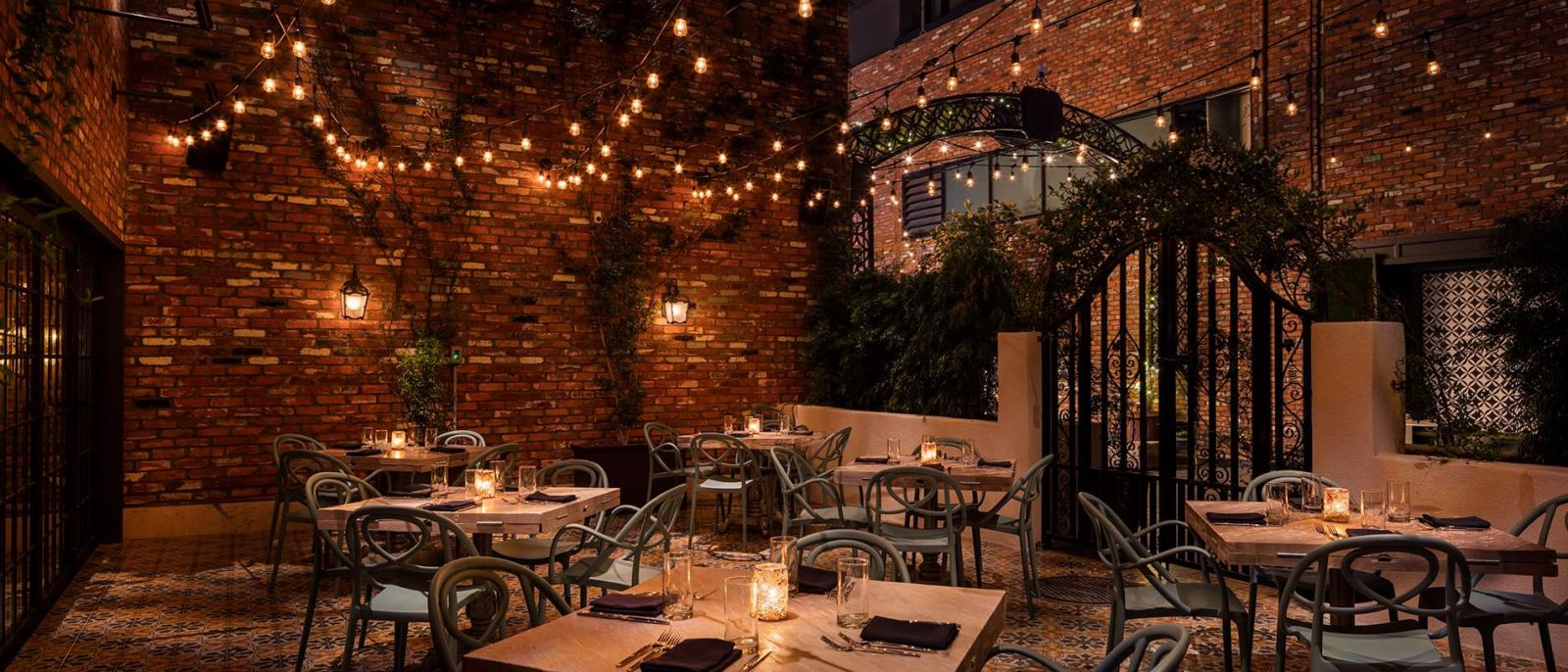 The Most Romantic Restaurants In Los Angeles Discover Los Angeles