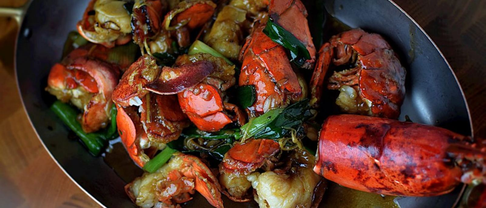 Cantonese Lobster | Photo: CATCH Los Angeles