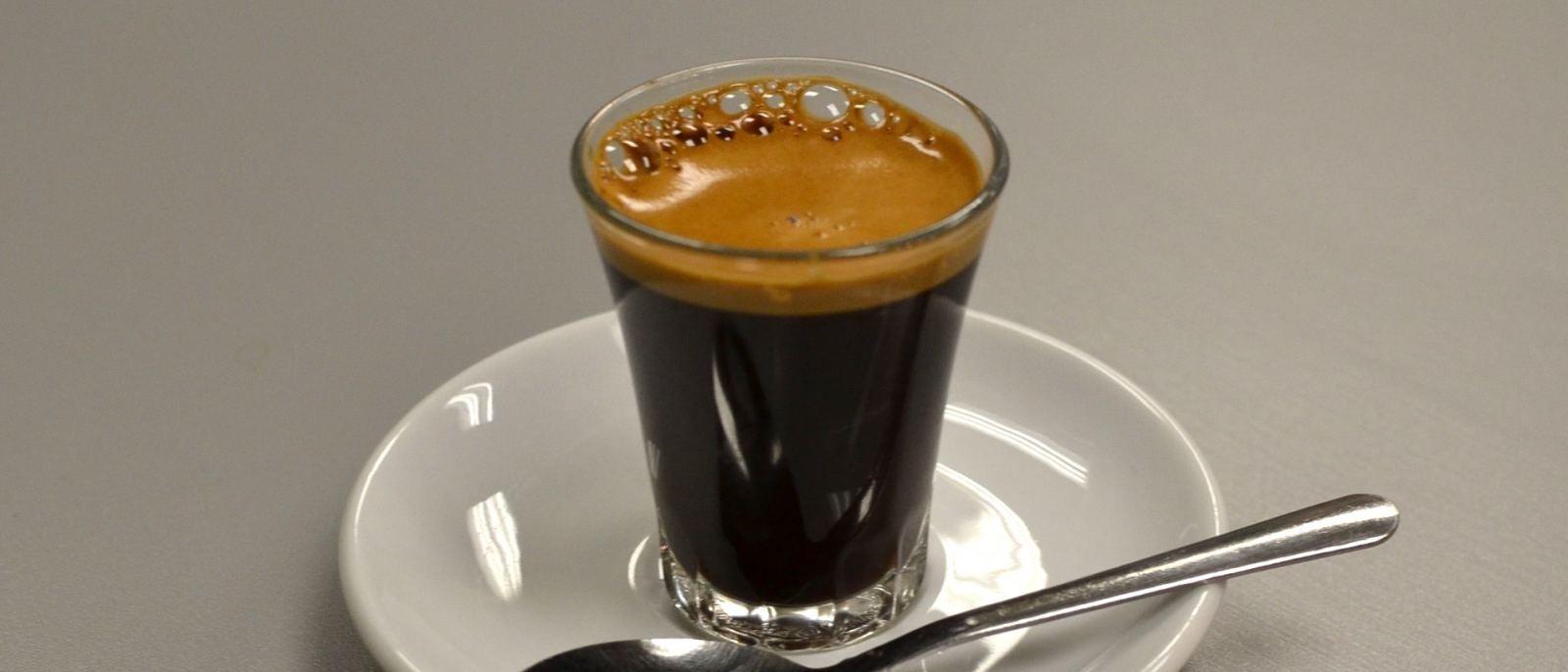 Espresso at Endorffeine   |  Photo: Joshua Lurie