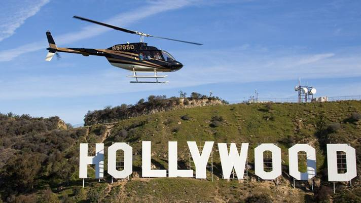 Helicopter Tour of Los Angeles