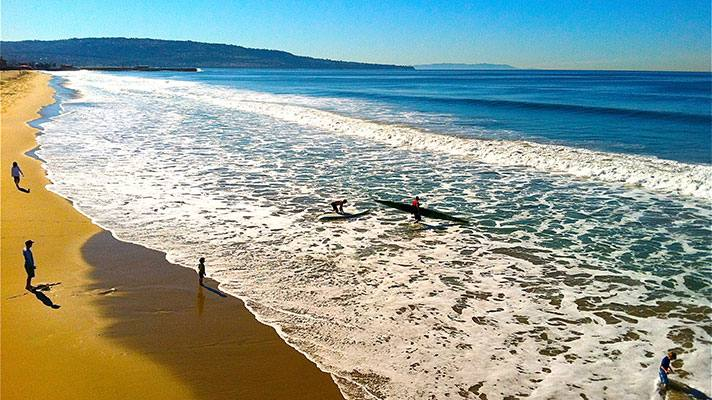 Where to Surf in Los Angeles | Discover Los Angeles